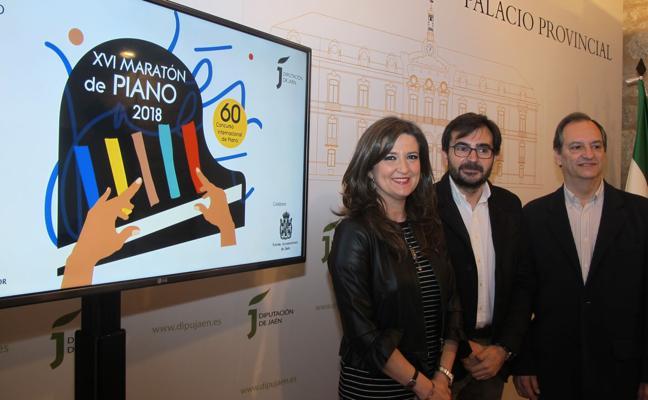 El Maratón de Piano de Jaén registra un récord de participación