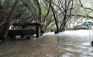 Los pantanos de Jaén doblan sus reservas en tres semanas de lluvia incesante