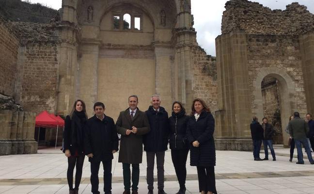 Viaje al diseño original de Santa María, en Cazorla