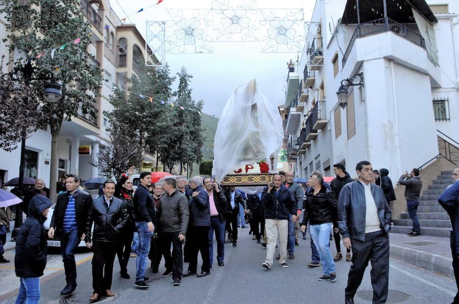 Albuñol celebra sus fiestas en honor a San Patricio y San José