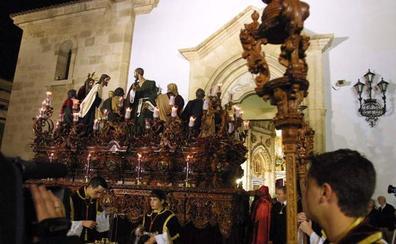 Itinerarios de las procesiones del Domingo de Ramos en Almería