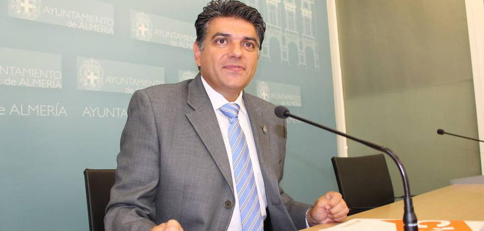 "Miguel Cazorla optará ""claramente"" a repetir como candidato a la Alcaldía de Almería"