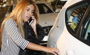 Le retiran a Chabelita el carnet de conducir tras superar el límite de alcohol y saltarse un stop