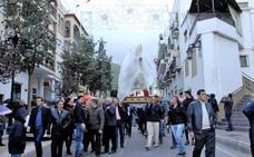 Albuñol celebra con lluvia sus fiestas en honor a San Patricio y San José