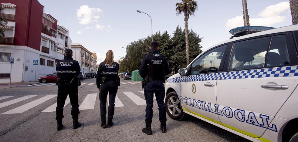 Policías de Salobreña denuncian que trabajan con inseguridad y en precario