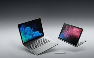 Así puedes llevarte con descuento el Surface Book 2, el nuevo potente equipo de Microsoft