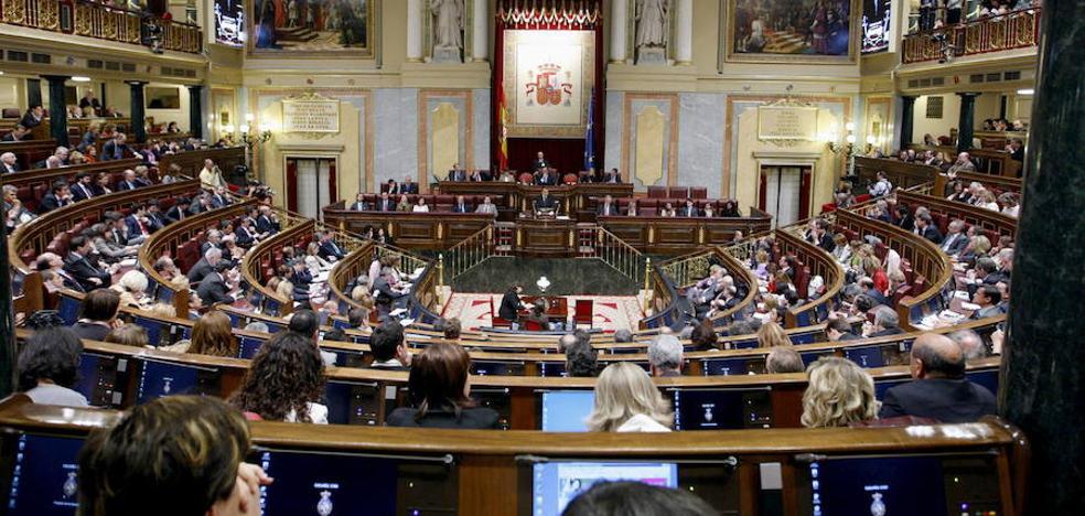 El Congreso desbloquea la ley de secretos tras 16 meses congelada
