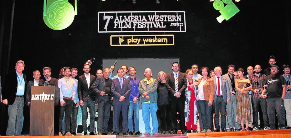 Trabajos de Oriente Medio, Indonesia y China en el Almería Western Film Festival