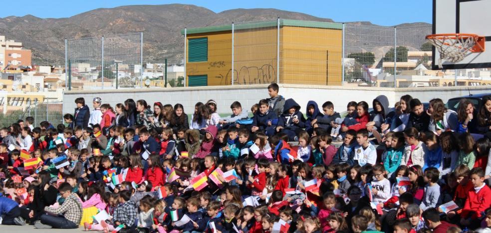El CEIP Ginés Morata recibe a docentes de nueve países