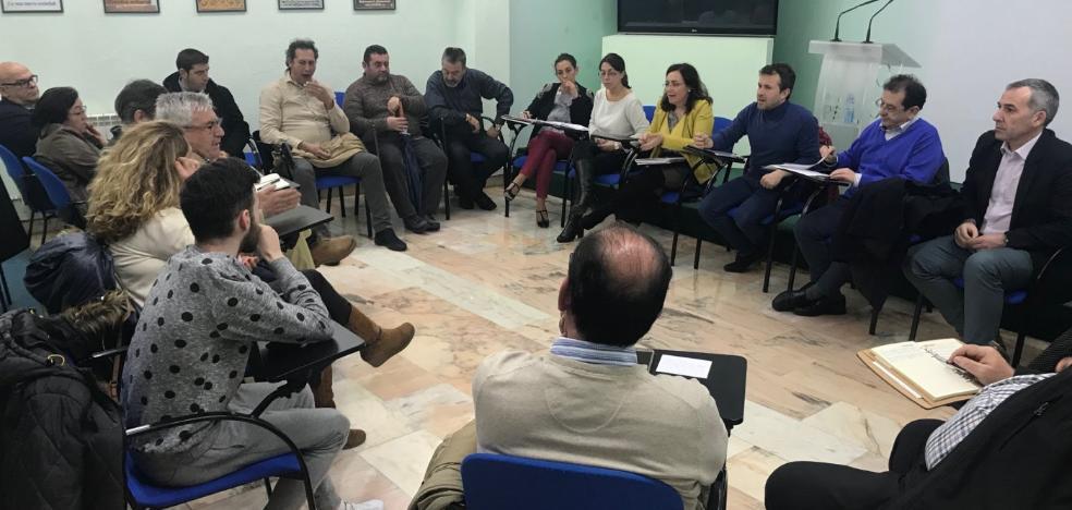 El Ayuntamiento ha de delimitar el área para poder rehabilitar el casco histórico, dice el PSOE a los vecinos