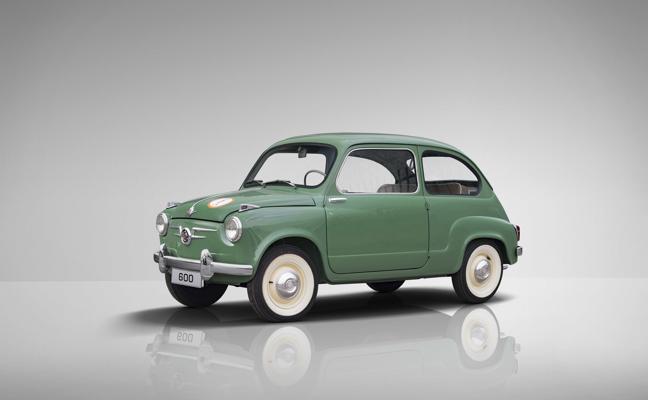 Los coches clásicos de Seat, en la Techno Classica
