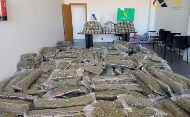 Desarticulan en Granada una organización de narcotráfico internacional que blanqueó dinero con la compra de casi mil animales