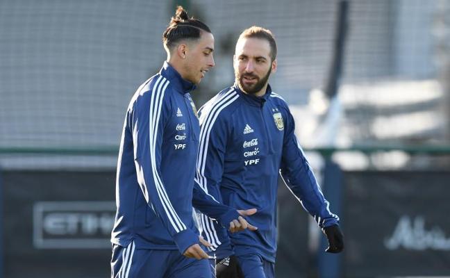 Higuaín revela que meditó dejar el fútbol en 2016