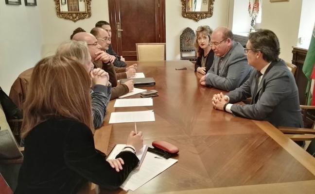 """""""El Jaén Plaza se va a seguir construyendo"""""""
