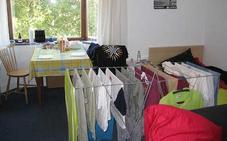 El truco para secar la ropa rápido dentro de casa cuando llueve