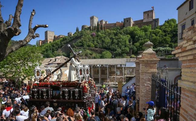 Importante cambio del tiempo para Semana Santa: ya se vislumbra sol y primavera en Granada