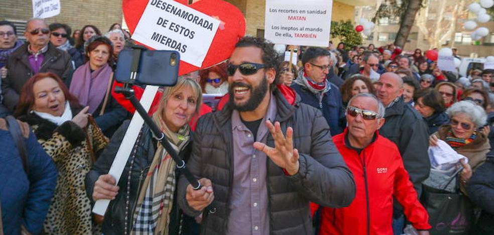 Teresa Rodríguez se desmarca de la petición de investigación a 'Spiriman'