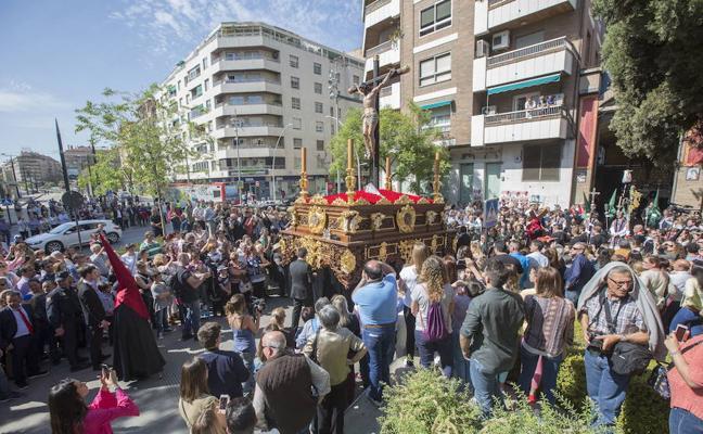 Alerta de la AEMET: previsión para toda la Semana Santa en Granada, Almería y Jaén