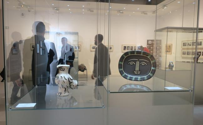 La cerámica de Picasso reconquista Granada
