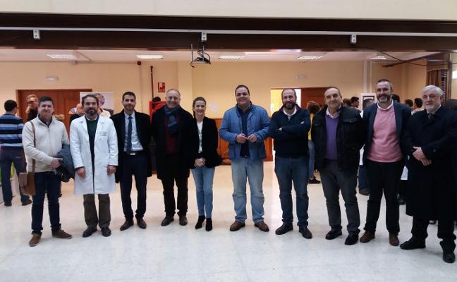 La Fornación Profesional nuestra «sus excelencias» en el I Salón en Martos