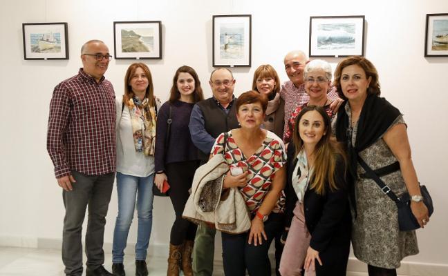 Galería Alfareros da a conocer 'Momentos' de José Miguel Gómez
