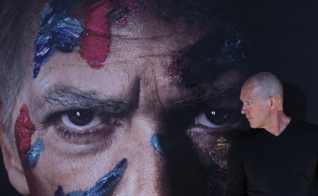 La impresionante transformación de Banderas: Picasso 'revive'