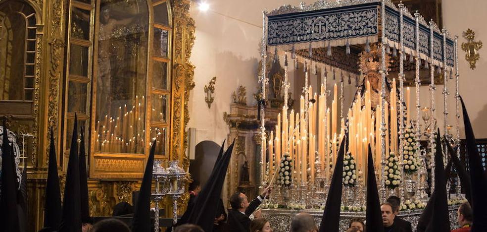 23 detalles de la Semana Santa de Granada que quizás no conocías