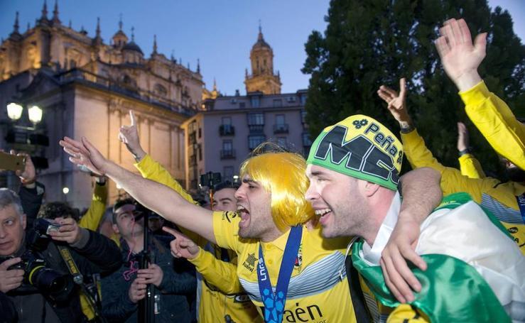 La Copa ya está en Jaén