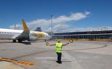 El Aeropuerto de Almería enlazará con 38 destinos a partir de este domingo