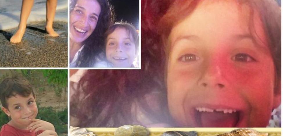 """El emotivo collage de los padres de Gabriel: """"Él nos sonreiría y nos diría que hay que estar contentos"""""""