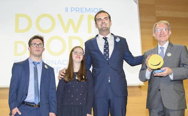 Premios Down de Oro a la sociedad almeriense