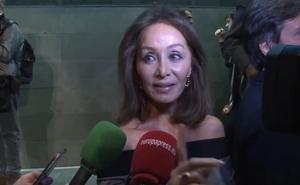 Preysler: «Es inútil cambiar a Tamara, ella es como es»
