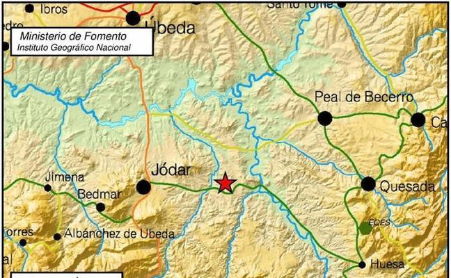 Un fuerte terremoto de 4 grados sacude Jódar y se nota en gran parte de la provincia de Jaén