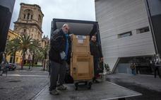 Granada vive una jornada histórica con la exposición del legado Lorca