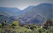 Ganemos Órgiva y otras formaciones quieren convertir las sierras de Lújar y la Contraviesa en Parque Natural