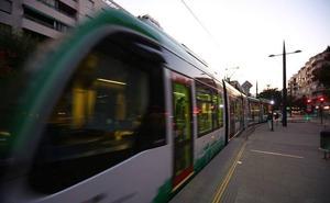 La Junta amplía los horarios del metro de Granada con motivo de la Semana Santa
