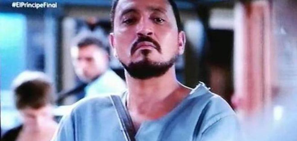 7 años y medio de cárcel para un actor de la serie 'El Principe' por tráfico de drogas
