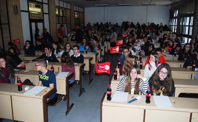 Más de 200 alumnos almerienses en el Concurso de Relato Corto de Coca Cola