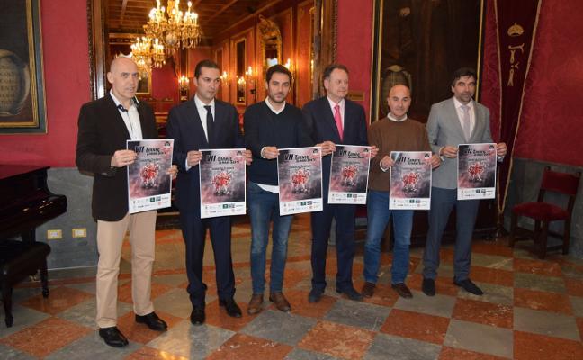 1.500 jugadores se citan en el VII Torneo Ciudad de Granada