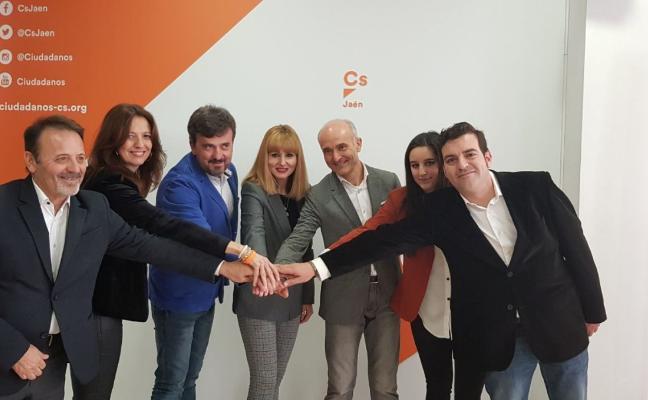 Ciudadanos y María Cantos ya tienen su equipo