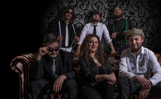 El festival Granada en Negro reúne esta noche a Paters, Inka Funk y Funkdación