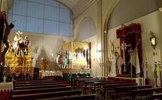 La Semana Santa de Granada mira al cielo por el tiempo en este Domingo de Ramos