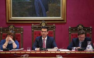 """El Ayuntamiento de Granada exige la """"libertad y democracia para Venezuela"""""""