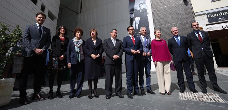 """""""El Centro Lorca comienza a llenarse de Federico"""""""