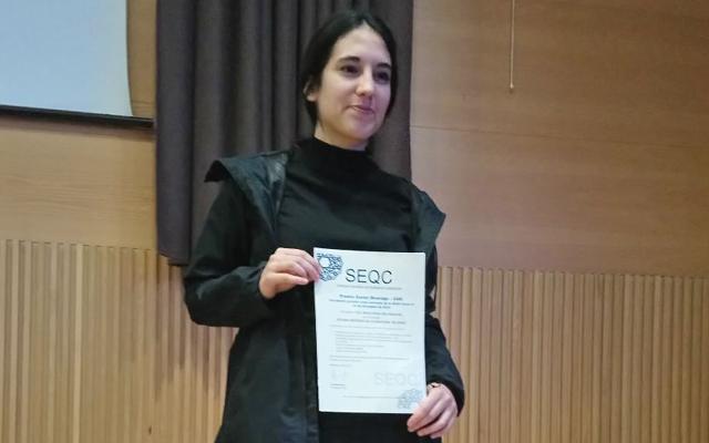 Un TFG sobre la digestión 'in vitro' realizado en la UGR recibe el Premio Nacional 'Xavier Domingo'