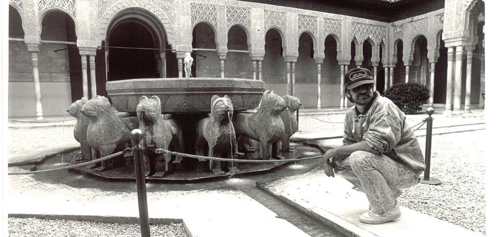 Spielberg en la Alhambra