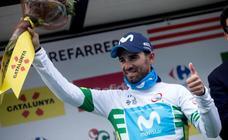 Valverde acaricia su tercera Volta