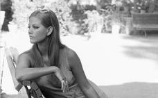 La desconocida foto de Claudia Cardinale en la Alhambra que ha revolucionado la Red