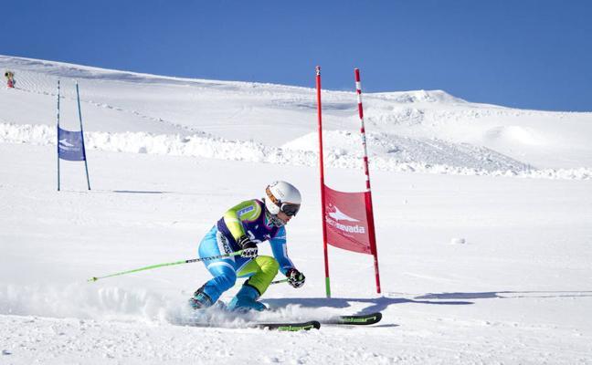 Dominio del Ski Club Granada en el andaluz