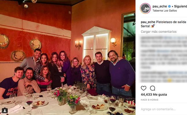 La foto más esperada: Paula Echevarría publica una imagen junto a su nuevo novio
